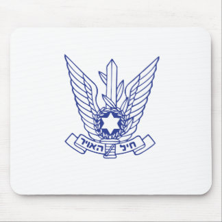 Israeli Air Force Emblem Mouse Pad