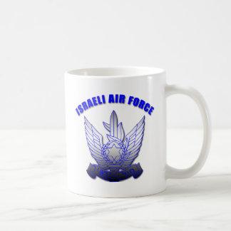 Israeli Air Force Classic White Coffee Mug