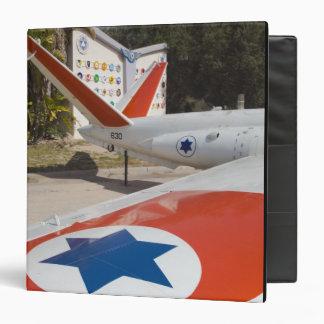Israeli Air Force Museum 3 Ring Binder