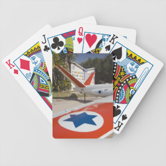 Israeli Air Force Museum Bicycle Playing Cards