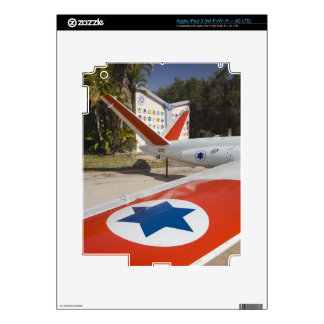 Israeli Air Force Museum Decals For iPad 3