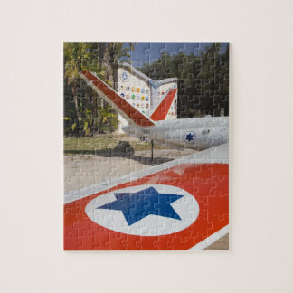 Israeli Air Force Museum Jigsaw Puzzle