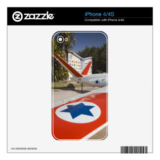 Israeli Air Force Museum Skins For iPhone 4S