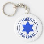 Israeli Air Force Roundel Keychain