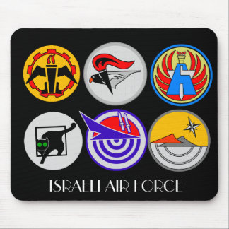 ISRAELI AIR FORCE SQUADRON-MISC MOUSE PAD