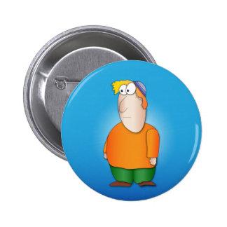 Israeli boy button