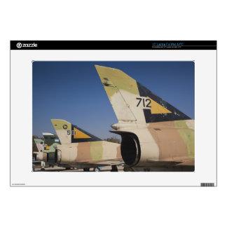 Israeli-built Kfir fighter 2 Decal For Laptop