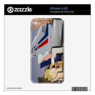 Israeli-built Kfir fighter Skins For The iPhone 4