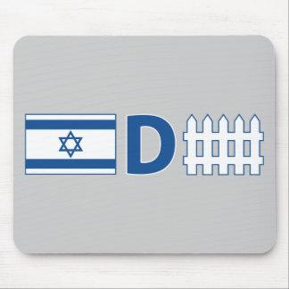 Israeli Defense Mouse Pad
