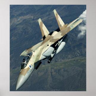 Israeli F-15 Poster
