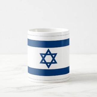 Israeli Flag Coffee Mug