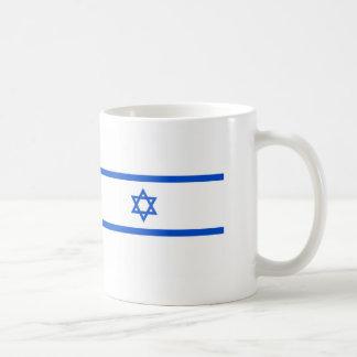 Israeli Flag Coffee or Tea Mug