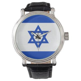 Israeli Flag Design Watch