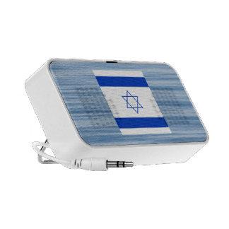 Israeli Flag Floating on water Mp3 Speaker