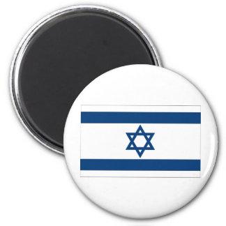 Israeli Flag Magnet