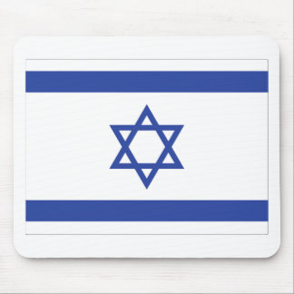 israeli Flag Mouse Pad