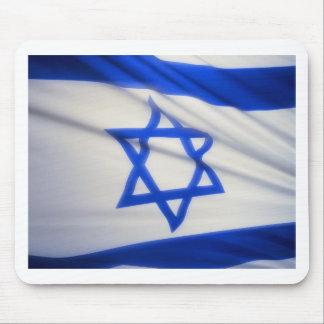Israeli Flag Mouse Pad