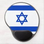 Israeli flag Mousepad Gel Mousepads