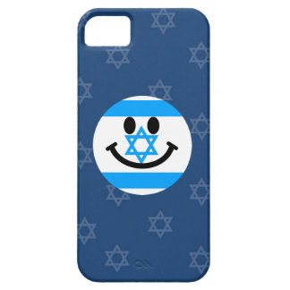 Israeli flag smiley face iPhone 5 cases