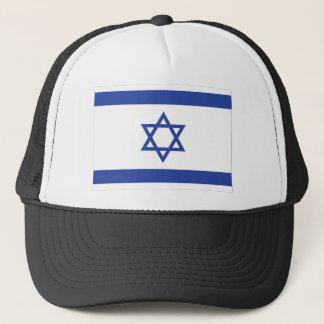 israeli Flag Trucker Hat
