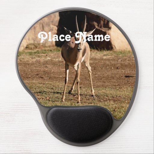 Israeli Gazelle Gel Mouse Pads