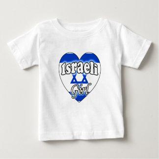 Israeli Girl Baby T-Shirt