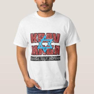 Israeli Krav Maga Magen David T-Shirt