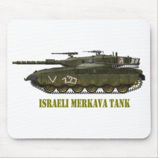 ISRAELI MERKAVA TANK MOUSE PAD