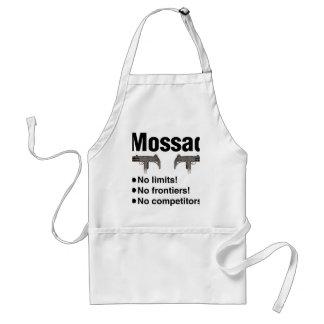 Israeli Mossad, best intelligence agency of World Adult Apron
