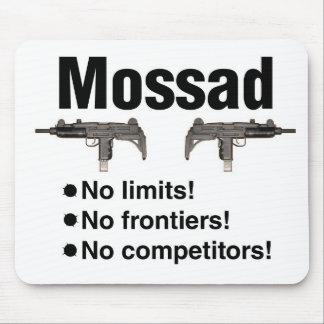 Israeli Mossad, best intelligence agency of World Mouse Pad