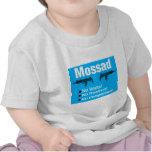 Israelí Mossad, el mejor y agencia de inteligencia Camisetas