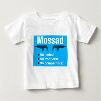 Israelí Mossad, el mejor y agencia de inteligencia Playeras