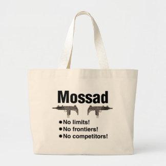 Israelí Mossad, la mejor agencia de inteligencia d Bolsa Tela Grande