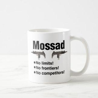 Israelí Mossad, la mejor agencia de inteligencia Taza