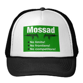 Israeli Mossad, the best and intelligence agency Trucker Hat
