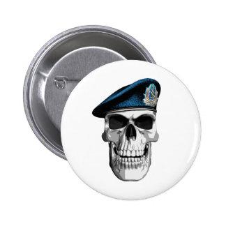 Israeli Naval Commando 2 Inch Round Button