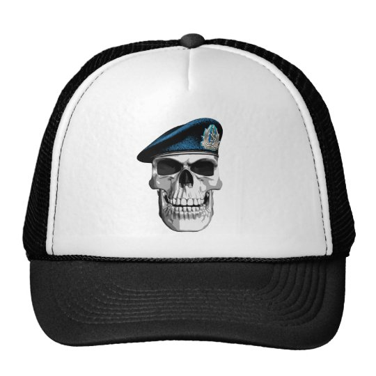 Israeli Naval Commando Trucker Hat