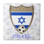 Israeli Soccer Tile