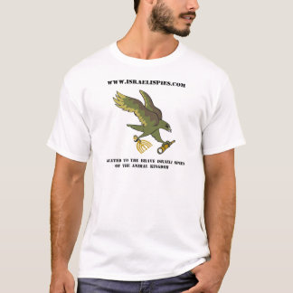 Israeli Spies T-Shirt