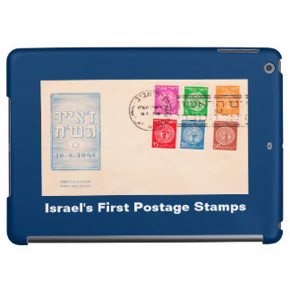 Israel's First Postage Stamps iPad Air Cases