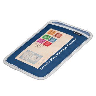 Israel's First Postage Stamps Sleeve For iPad Mini
