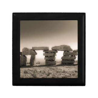 Israel's stonehenge keepsake box
