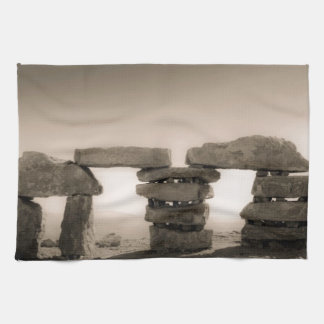 Israel's stonehenge kitchen towels