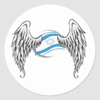 Israelwings Stickers