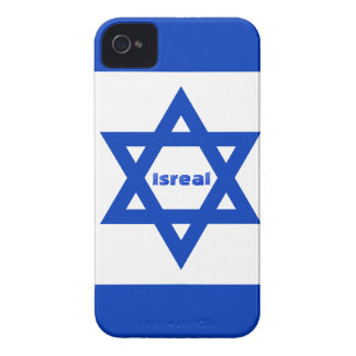 Isreal Flag Iphone 4/4S Case-Mate Case iPhone 4 Case-Mate Cases