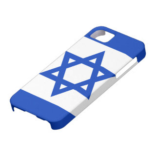 Isreal Flag Iphone 5 Case-Mate Case iPhone 5 Case