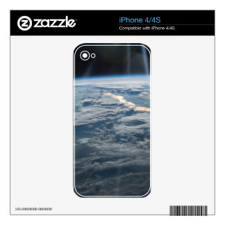 ISS-47 Lake Balkhash, eastern Kazakhstan Decal For The iPhone 4S