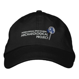 ISS Archaeological Project hat
