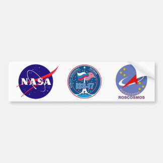 ISS Crews:  Expedition 17 Bumper Sticker