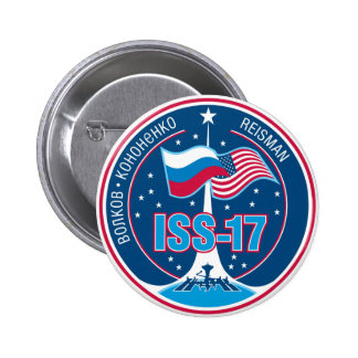 ISS Crews:  Expedition 17 Button